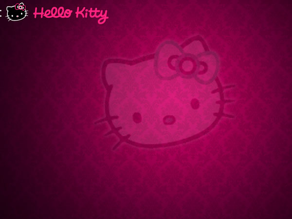 purple 23 Different Hello Kitty Twitter Backgrounds