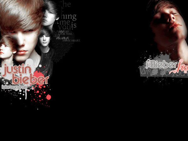 belive out 24 Original Justin Bieber Twitter Backgrounds