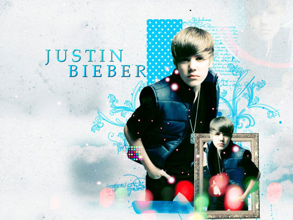 purplepics 24 Original Justin Bieber Twitter Backgrounds