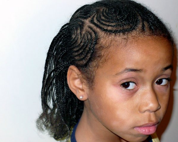 Lovely Kids Hairstyles For Girls - Impressive Examples | SloDive
