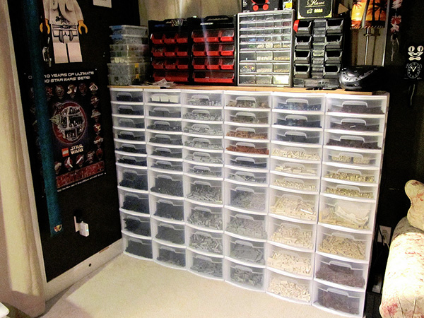 Large Lego Storage