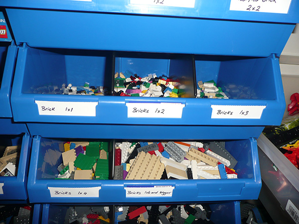 Lovely Lego Storage