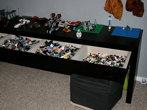 Lego Display Table - Home Design Ideas and Pictures