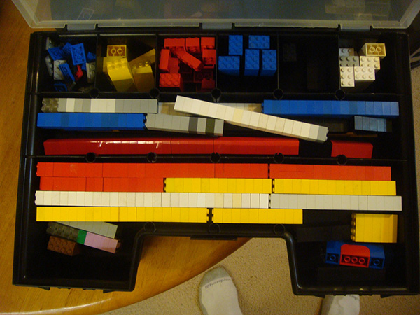 Big Lego Storage