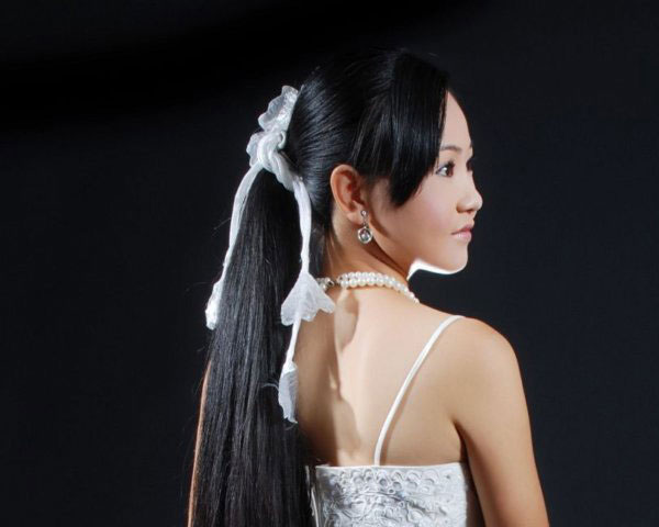 Formal Black Hairstyle