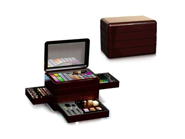 cosmetic vanity case 23 Tremendous Makeup Organizer Ideas