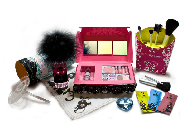 Luxury Cosmetics Box