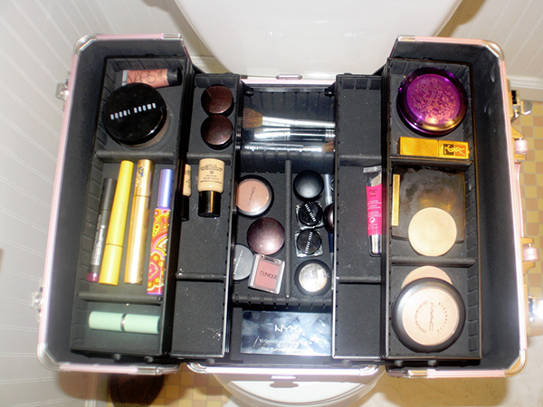Great Organize Your Makeup