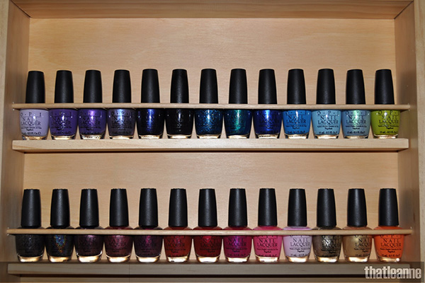 nail polish organisation 27 Unbelievable Nail Polish Storage Ideas