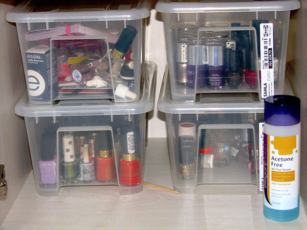 storage ideas 27 Unbelievable Nail Polish Storage Ideas