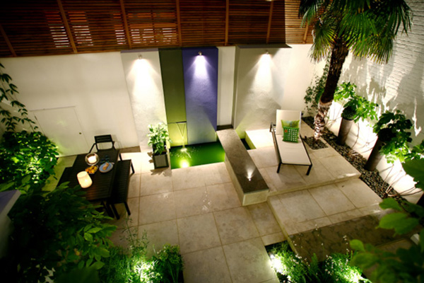 Lighting Ideas For Outdoor Patio : Peek Into Perfection With 24 Patio Lighting Ideas  SloDive