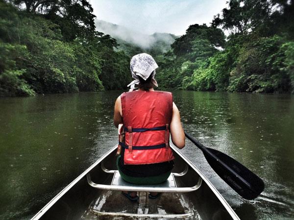 Belize Alone Sojourn
