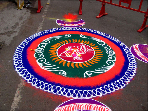 rambo 32 Encouraging Rangoli Designs