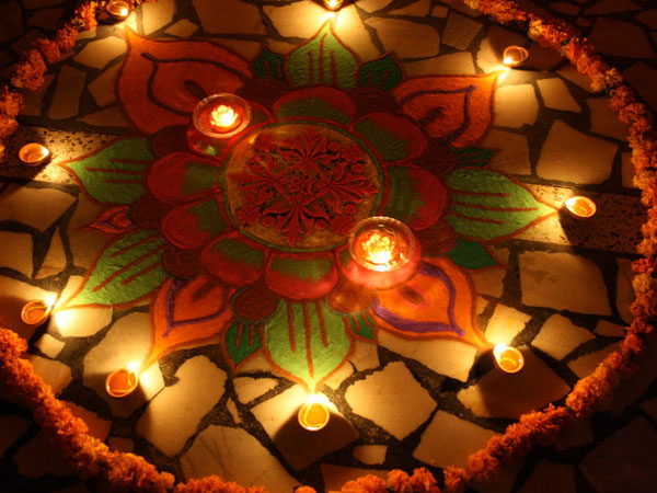 shree 32 Encouraging Rangoli Designs