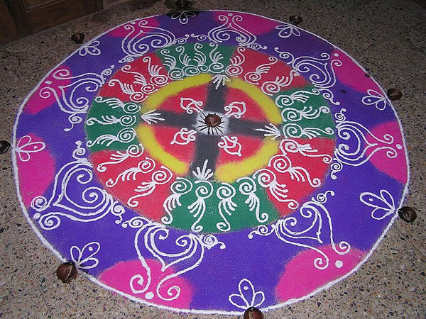 shutter 32 Encouraging Rangoli Designs