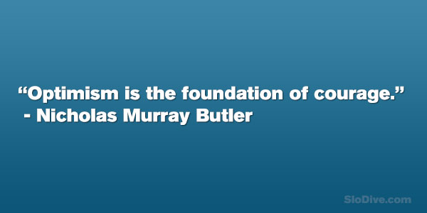 Nicholas Murray Butler Quote