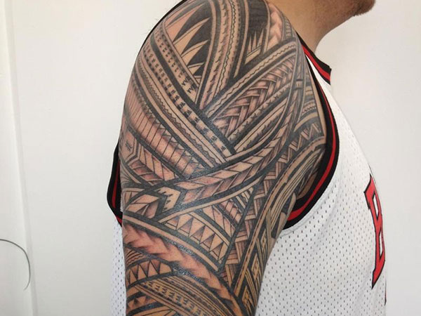 samoan sleeve 24 Samoan Tattoo Designs That Are Simply Superb For Anybody