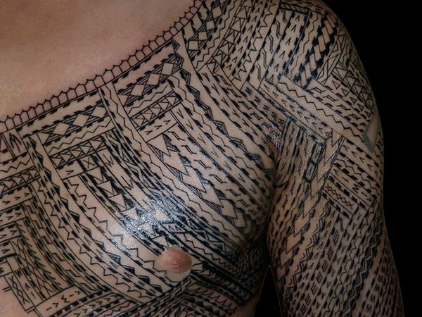 tomasi suluape 24 Samoan Tattoo Designs That Are Simply Superb For Anybody