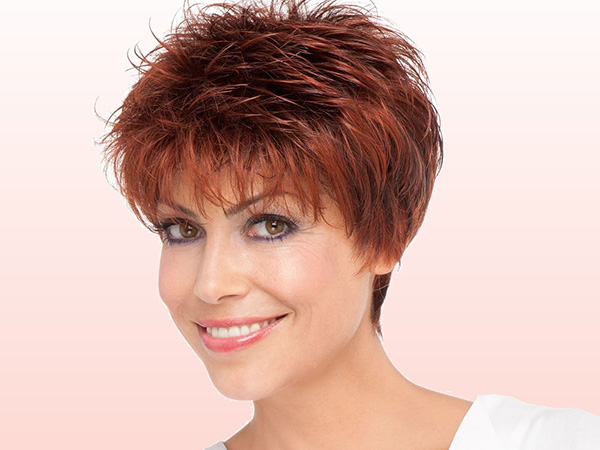 Bubbly Short Hairstyle