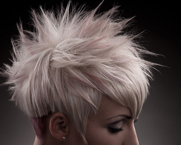 lovelyspikey 23 Scintillating Short Spikey Hairstyles For Women