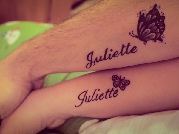Tattoos For Daughter