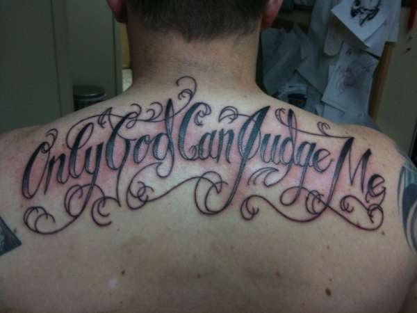 Tendril Lettering Style