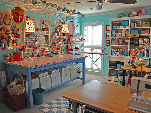 Spacious Toy Room