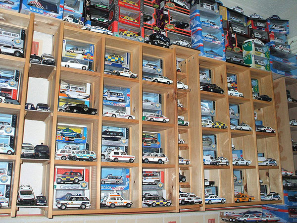 Toy Car Room
