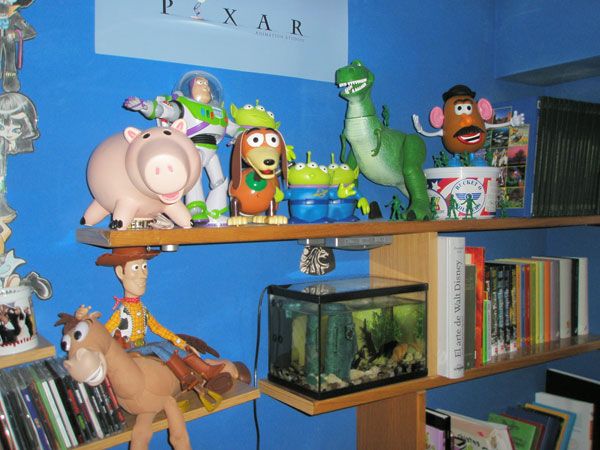 Toys From Toy Story
