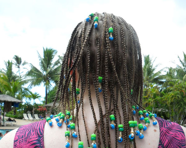 Beaded Ends