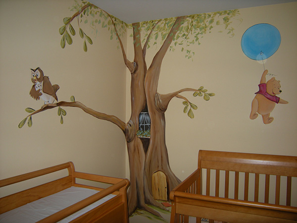 24 Colorful Baby Room Decorating Ideas SloDive