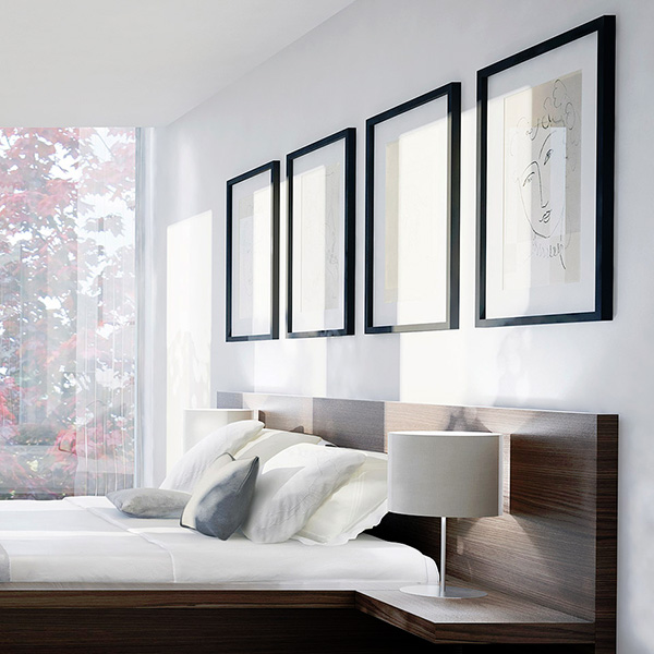 26 Eyecatching Bedroom Decorating Ideas On A Budget - Slodive