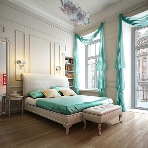 Curtain Bedroom