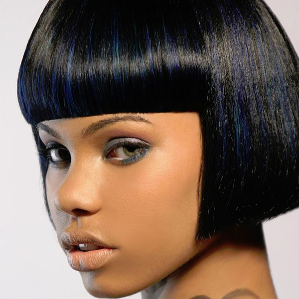 belle hairstyle 24 Fabulous Black Bob Hairstyles