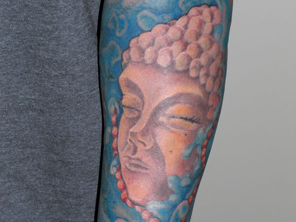 beauty 32 Spiritual Buddha Tattoo Designs