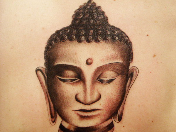 calm 32 Spiritual Buddha Tattoo Designs