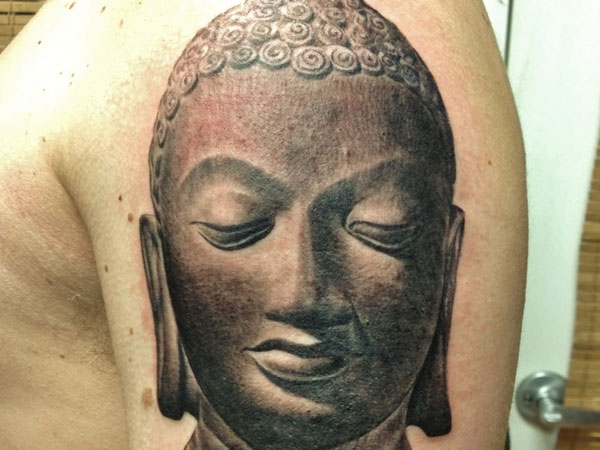 enlightning 32 Spiritual Buddha Tattoo Designs
