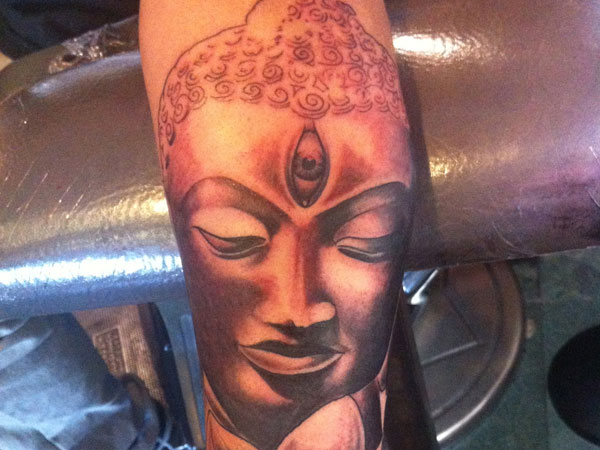 favourite 32 Spiritual Buddha Tattoo Designs