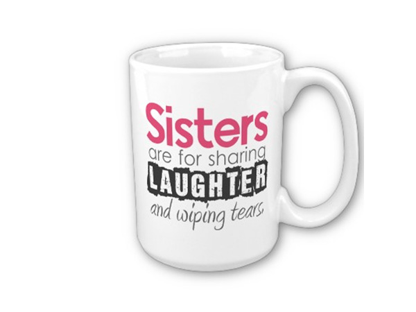 Sisters Laughter