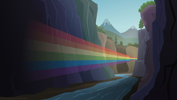 dashing canyons 34 Cute Twitter Backgrounds You Can Use For Your Profile