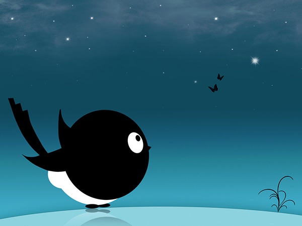 lake birdie 34 Cute Twitter Backgrounds You Can Use For Your Profile