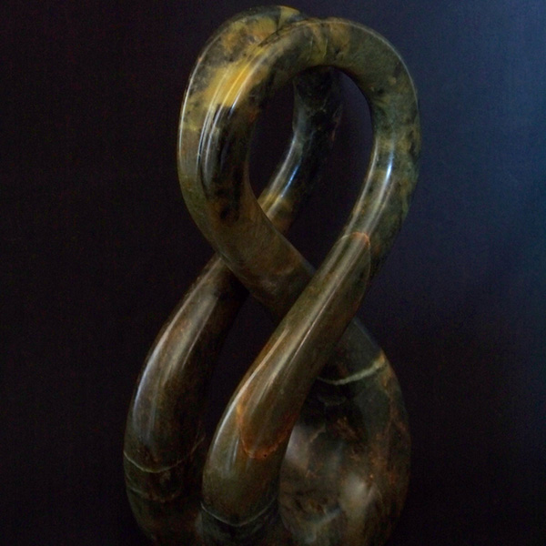 infinite love symbolic sculpture 28 Memorable Double Infinity Symbol Designs