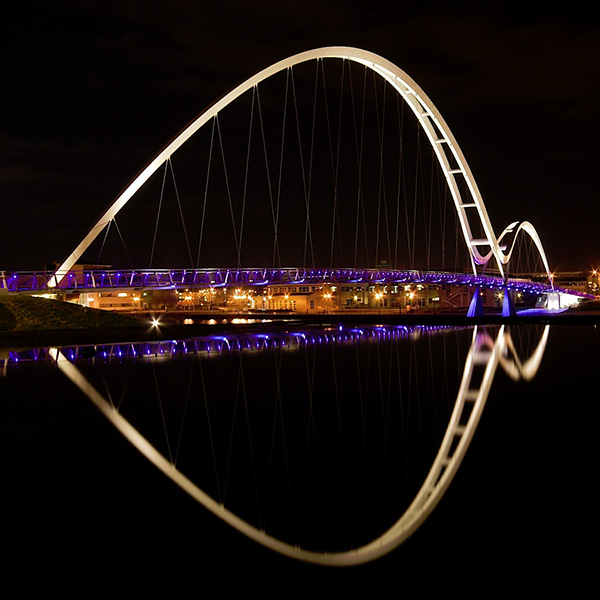 infinity bridge 28 Memorable Double Infinity Symbol Designs