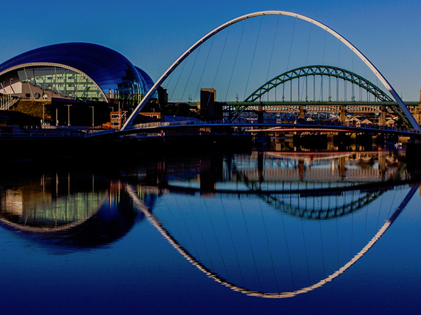 tyne reflection 28 Memorable Double Infinity Symbol Designs