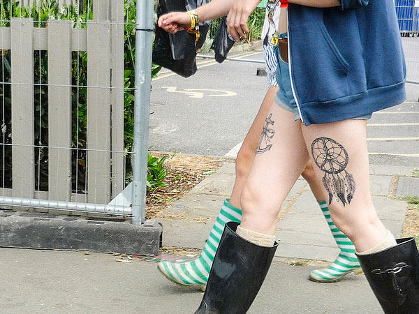trendy 27 Dreamcatcher Tattoo Designs That Cant Be Missed