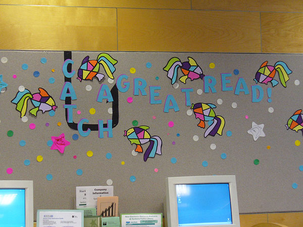 Decorative Bulletin Board