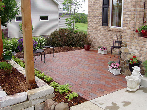 Rustic Backyard Landscaping Ideas :  Landscaping+Ideas Landscaping Rustic Landscaping Ideas For Front Yard
