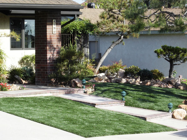 36 Unbelievable Front Yard Landscaping Ideas - SloDive