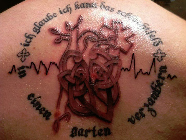 Heart Tattoo