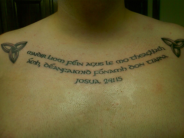 Joshua Tattoo